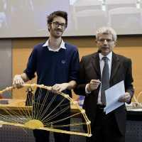 Bridge 23 - 2° classificato lauree triennali - edizione 2014