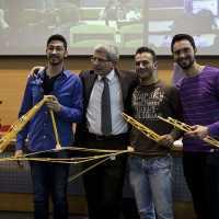 Bridge 30 - 3° classificato lauree triennali - edizione 2014
